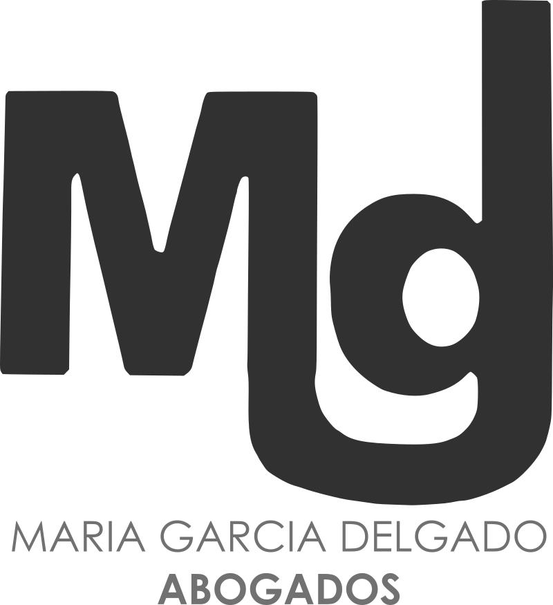 logotipo maría garcia delgado
