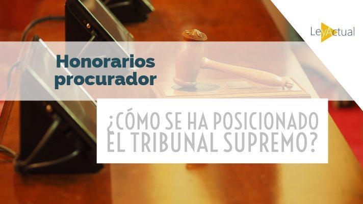 procurador tribunal supremo