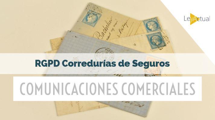 comunicaciones comerciales seguros