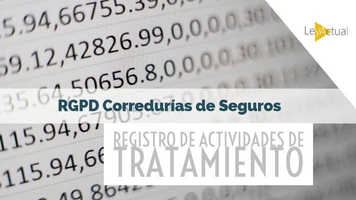 registro de actividades de tratamiento